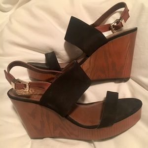 Vince Camuto wedge sandals